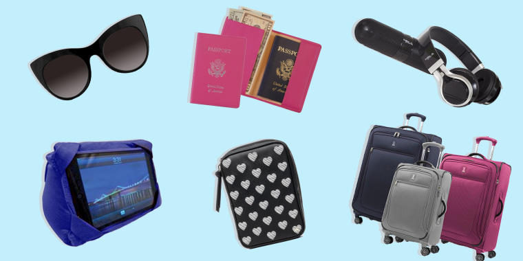 34095f8a37c9 Steals and Deals for summer travel: Luggage, accessories, headrests and  more EXPIRED