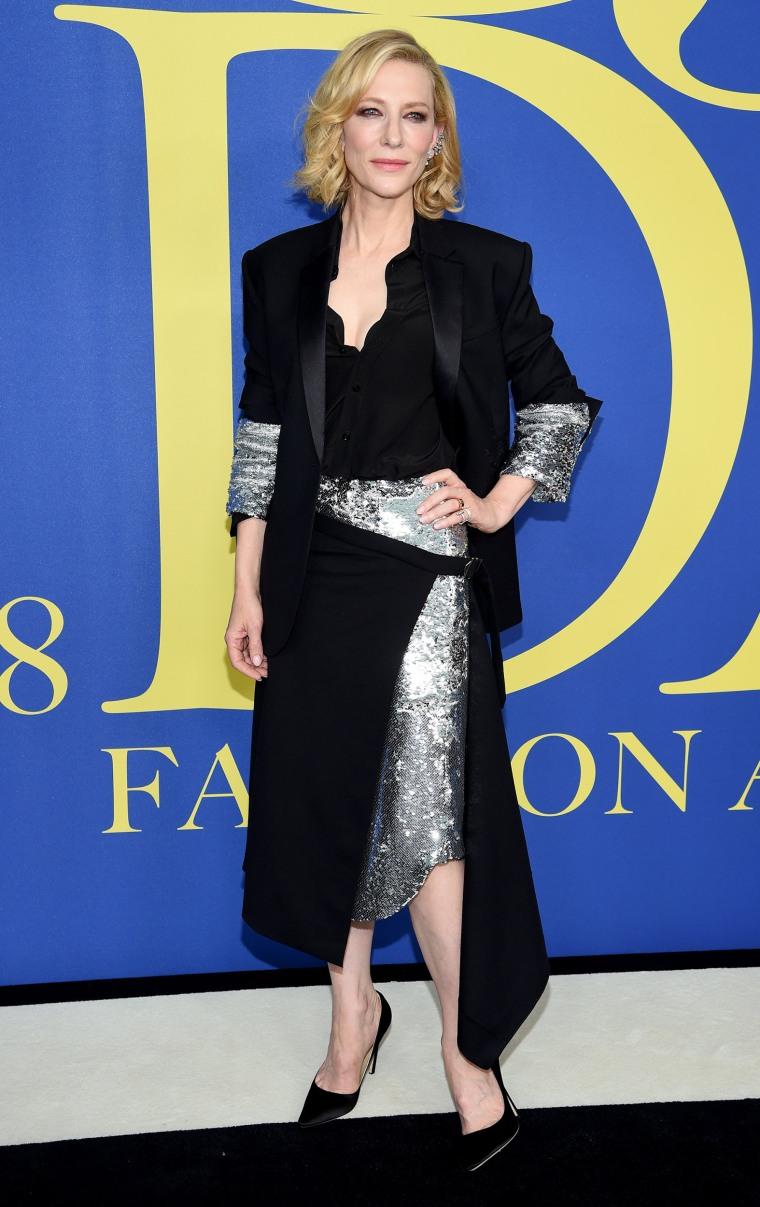 Cate Blanchett CFDA