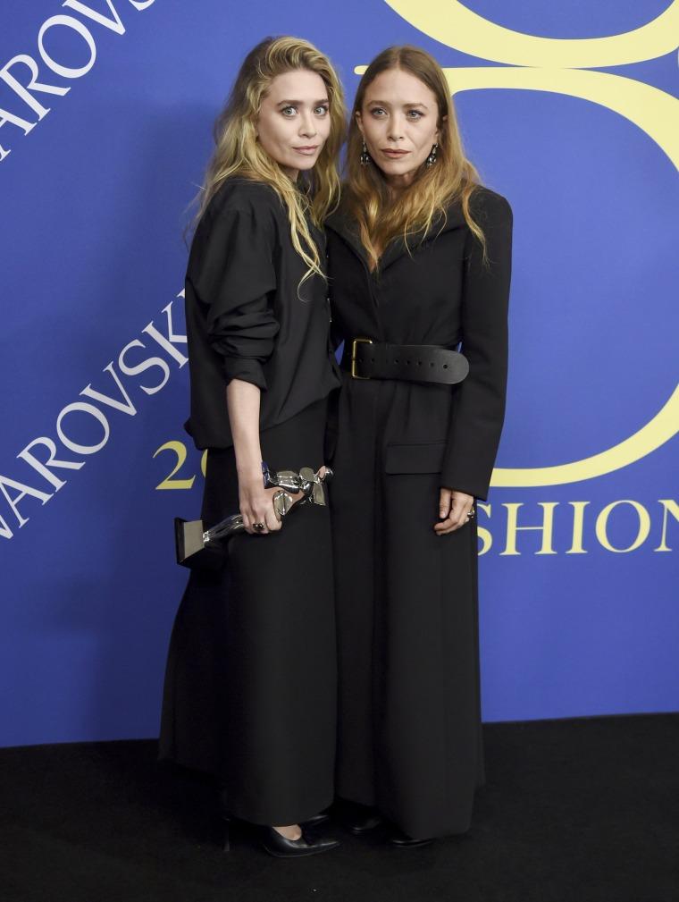 Ashley Olsen, Mary-Kate Olsen CFDA