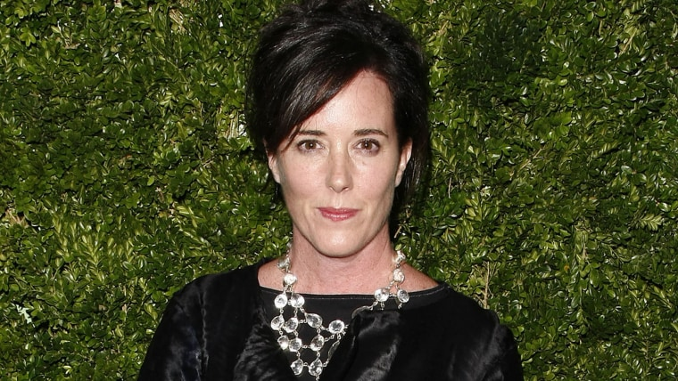 Kate Spade's 'heartbroken' father dies one day before her ...