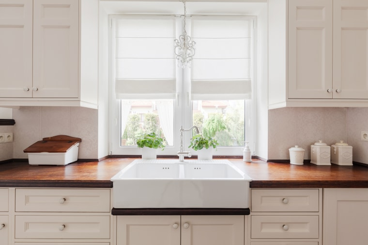 Elegant kitchen furniture