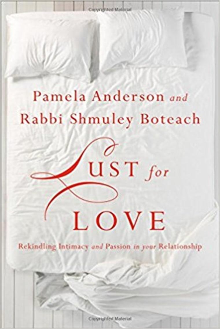 Pamela Anderson book