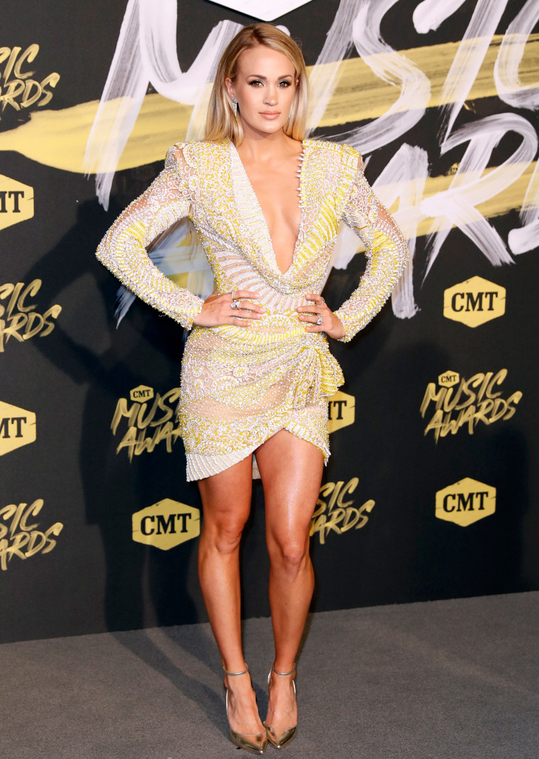 Carrie Underwood 2018 CMT Music Awards