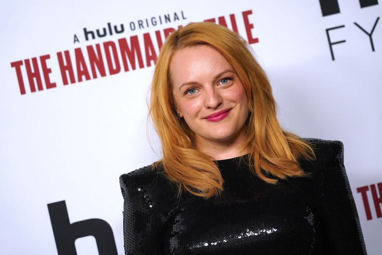 Elisabeth Moss red hair