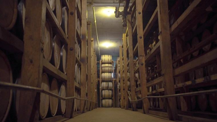 Image: MGP distillery