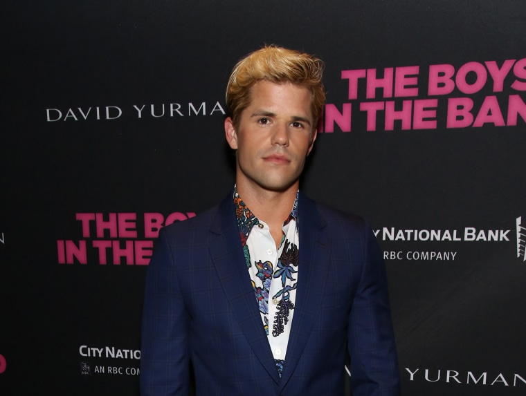 Image: Charlie Carver attends 'The Boys In The Band' 50th Anniversary Celebration