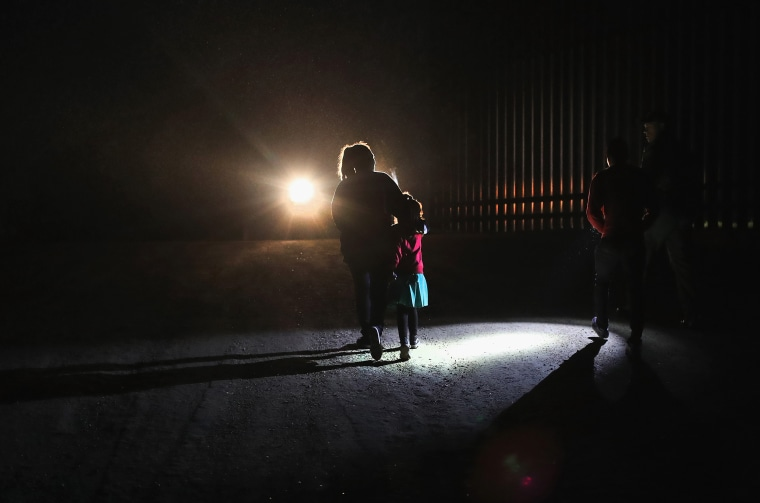Image: US Border Agents Pursue Undocumented Immigrants And Smugglers In Texas' Rio Grande Valley