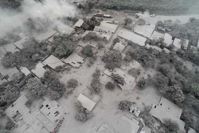 Image: Guatemala Volcano