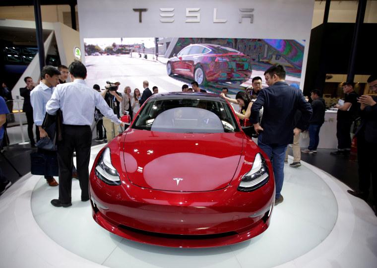 Image: Tesla Model 3