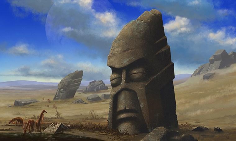 Image: Easter Island