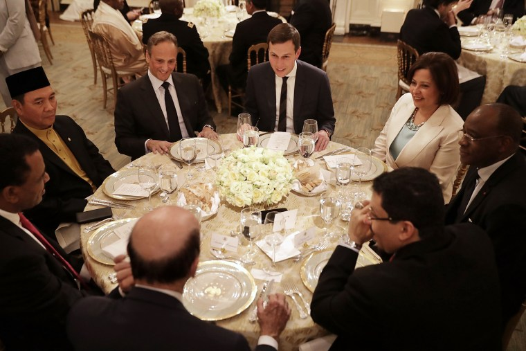Image: President Trump Hosts Iftar Dinner At White House