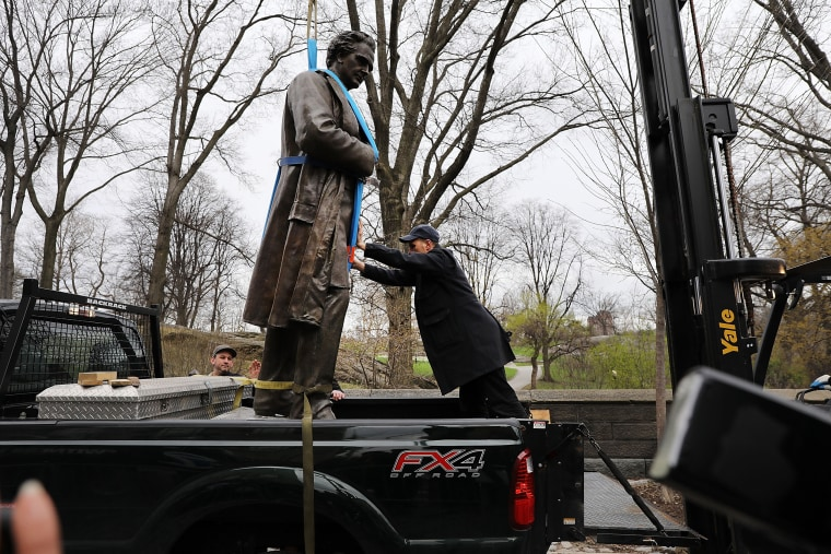 Image: James Marion Sims statue