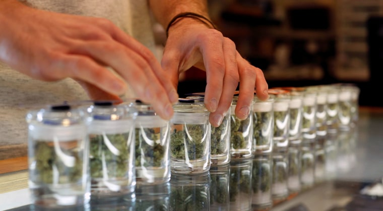 Image: Marijuana buds
