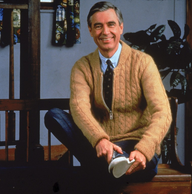 Image: Mr. Rogers