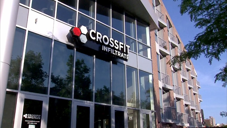 Image: CrossFit Infiltrate is a workout center on the Downtown Canal in Indianapolis.