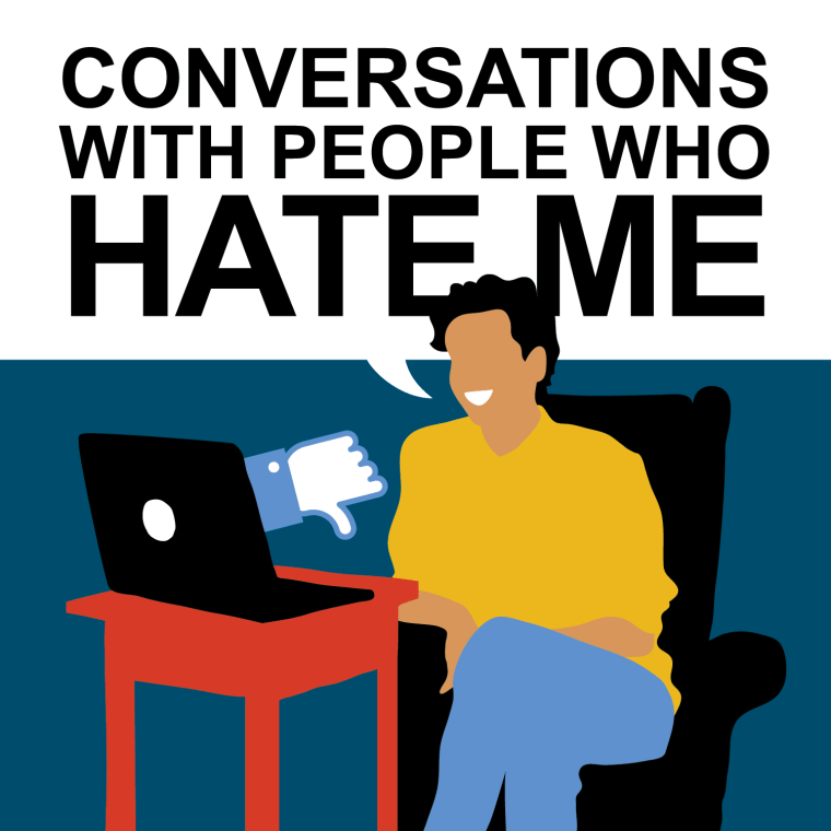 Image: Conversations With People Who Hate Me