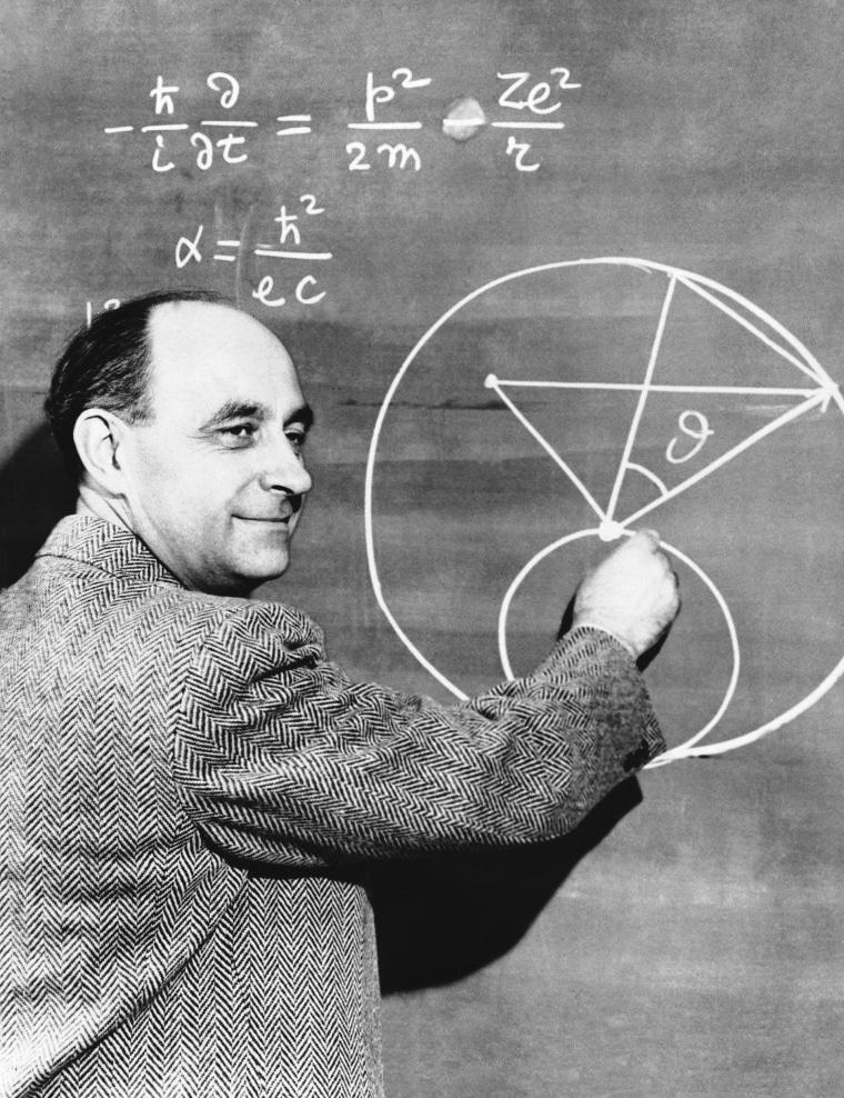 Image: Enrico Fermi