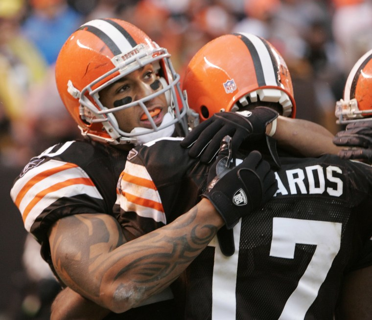 Kellen Winslow Jr., Braylon Edwards