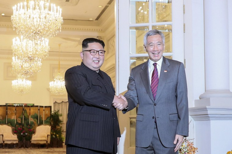 Image: US North Korea Summit in Singapore