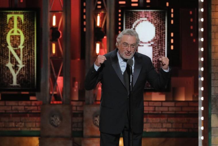 Image: Robert De Niro