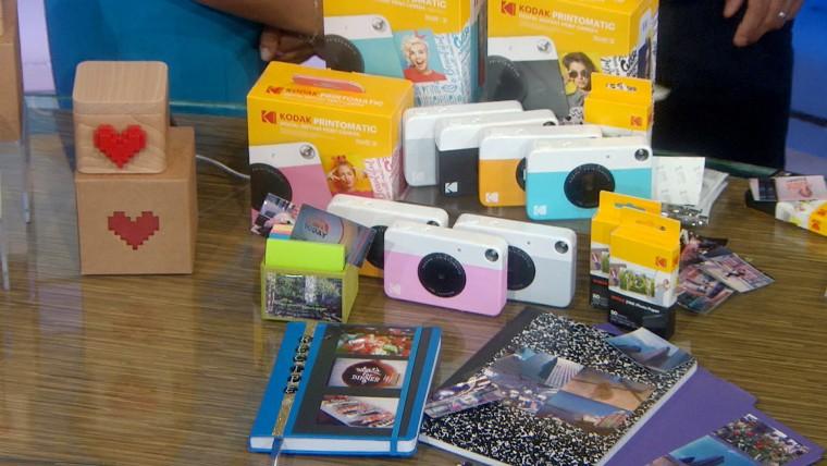 Printomatic camera