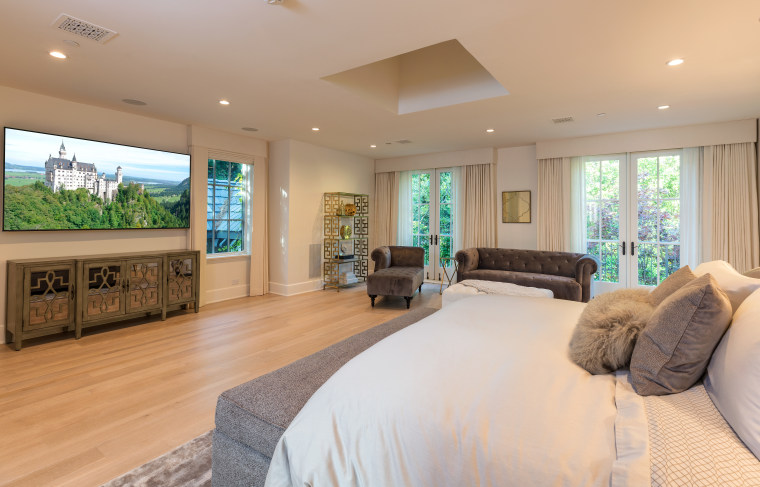 Madonna former Beverly Hills house