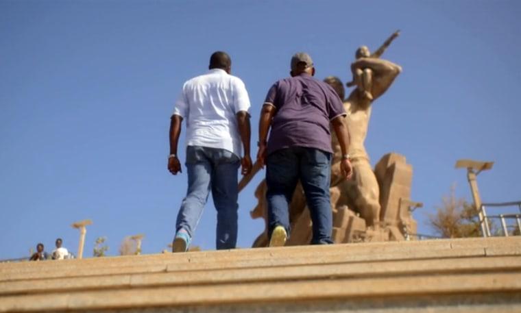 Al's trip to Senegal