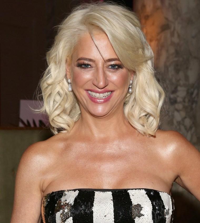 Dorinda Medley hair