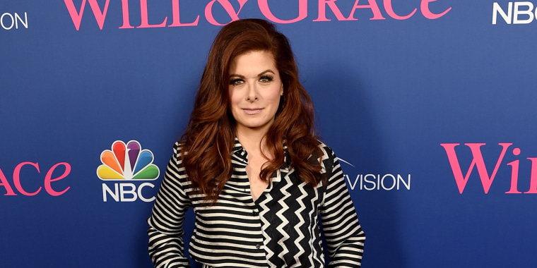 Debra Messing spoke candidly about a sexist request she got at the start of her career.
