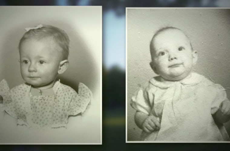 Two Midwestern women, Denice Juneski and Linda Jourdeans, were switched at birth 72 years ago and reunited.