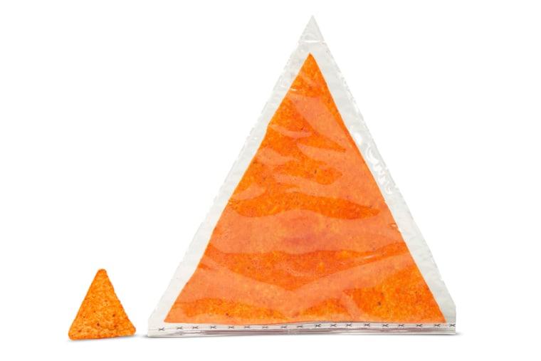 Doritos Jurassic chip contest