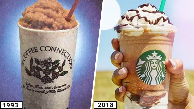Starbucks and The Coffee Connection