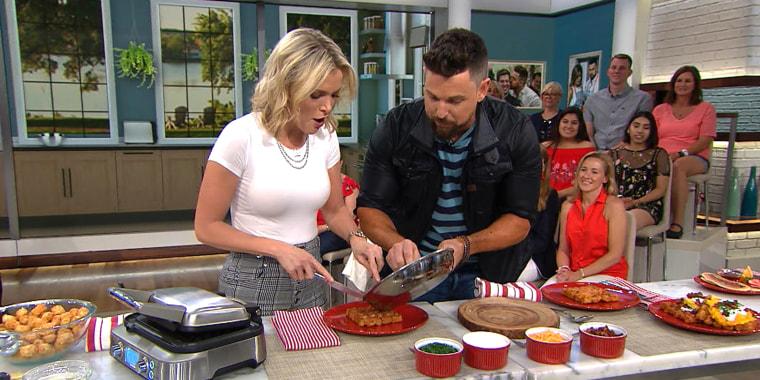 Megyn Kelly and Chef Ryan Scott