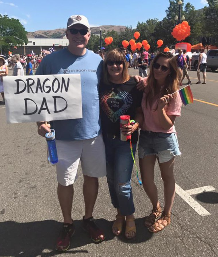 Dragon Dads, Pride, Fatherhood