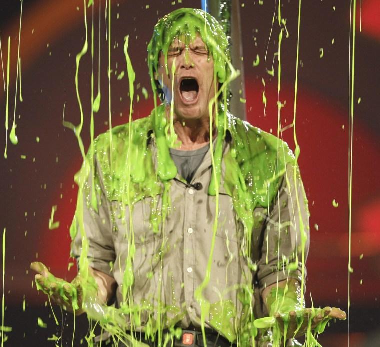 Slime, Slime Sauce, Jim Carrey