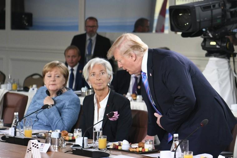 Image: G-7 Summit Charlevoix