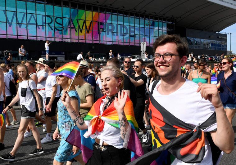 Gay pride Poland