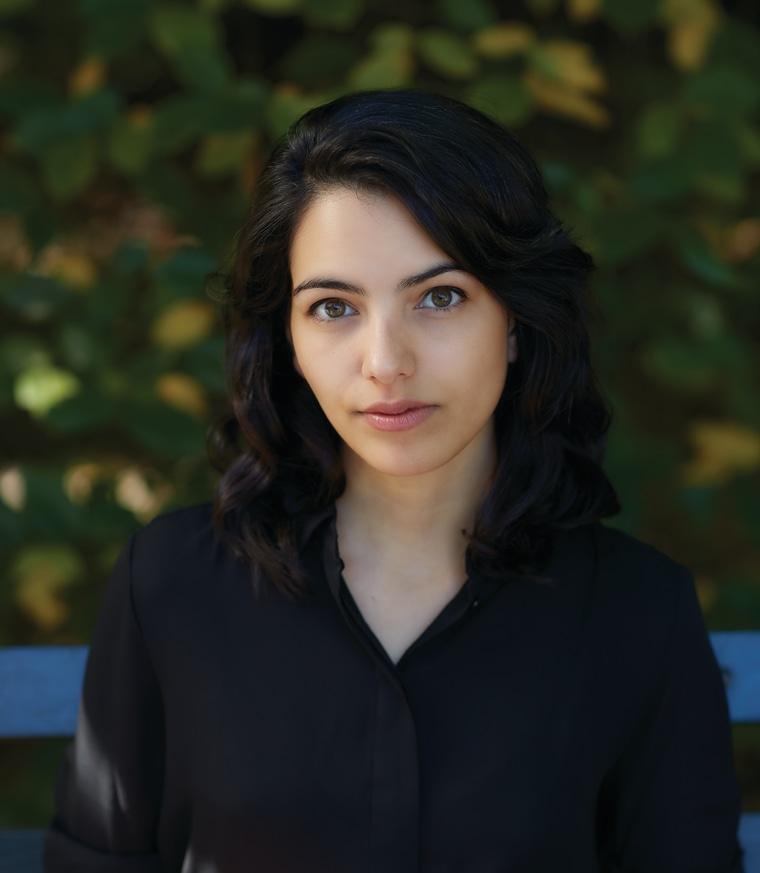 Author Fatima Farheen Mirza
