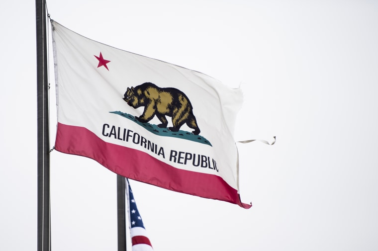 Image: California State Flag