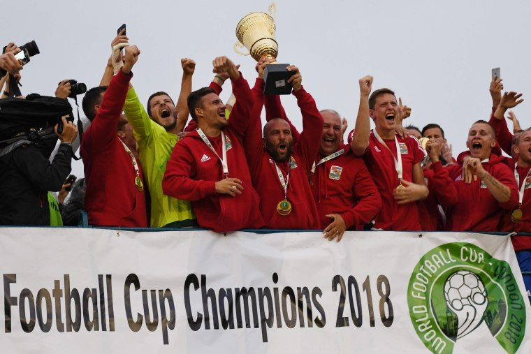 Image: CONIFA World Football Cup 2018
