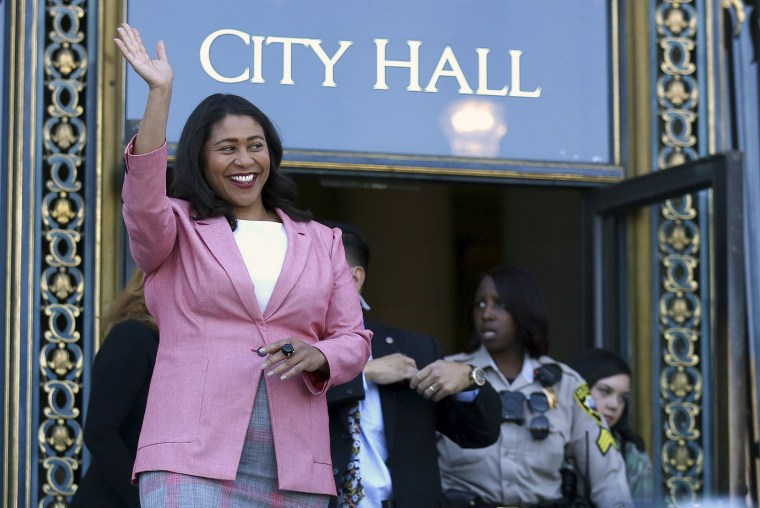 Image: London Breed