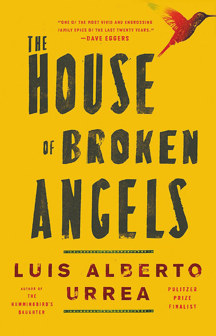 Image: The House of Broken Angels