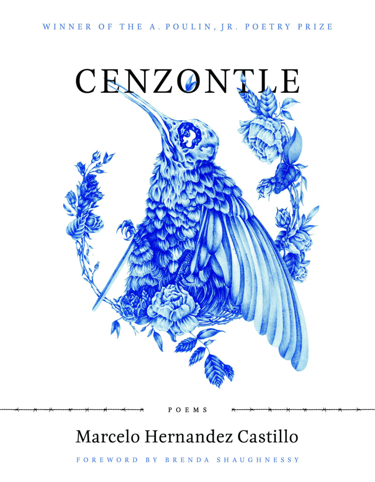 Image: Cenzontle (A. Poulin, Jr. New Poets of America)