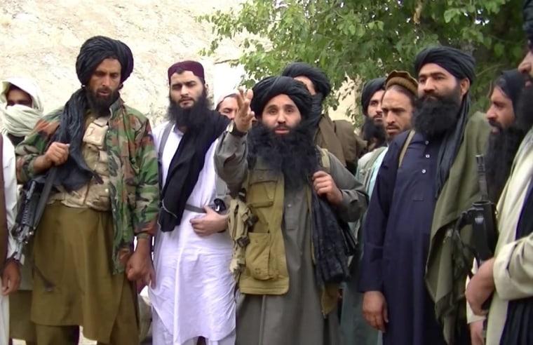 Image: Mullah Fazlullah