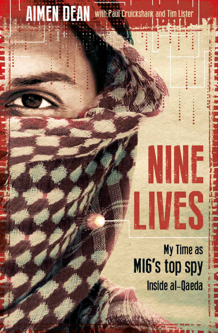 "Image: ""Nine Lives: My time as the West's top spy inside al-Qaeda"""