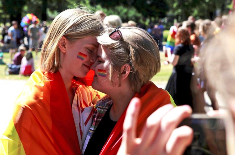 Image: Riga hosts Baltic Pride 2018
