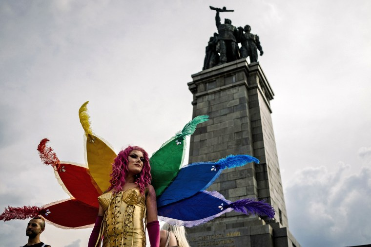 Image: BULGARIA-SOCIAL-RIGHTS-GAY-PRIDE-HOMOSEXUALITY-LIFESTYLE