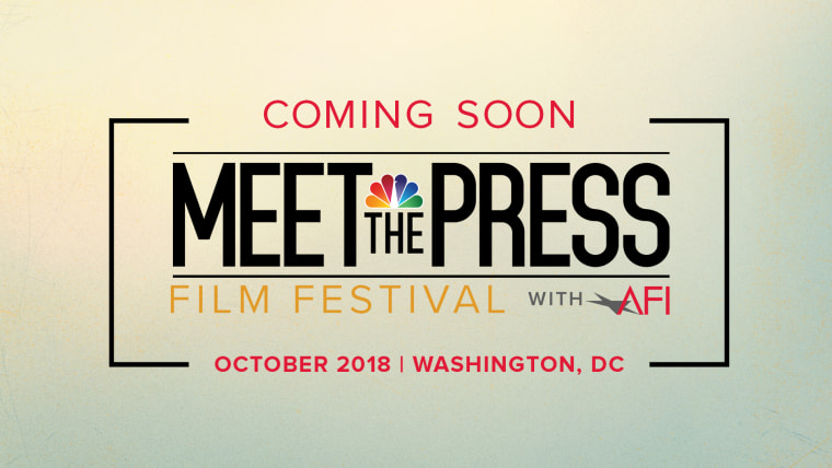 Apply now for 2018 meet the press film festival with afi breaking news emails m4hsunfo