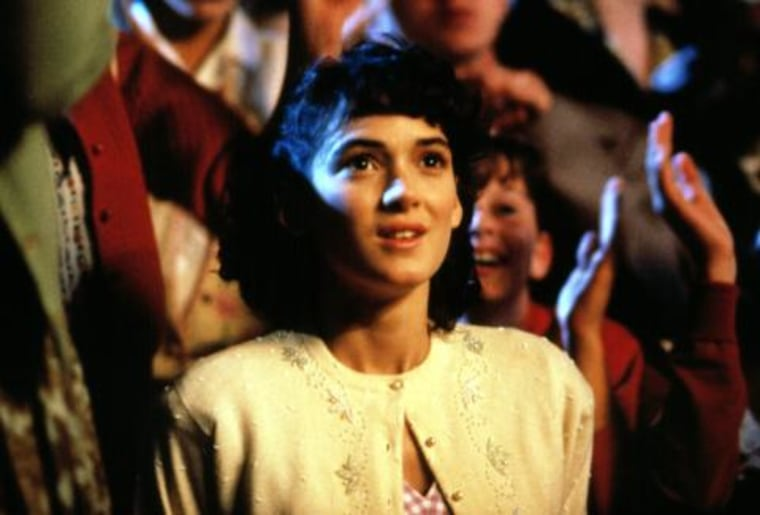 GREAT BALLS OF FIRE, Winona Ryder, 1989