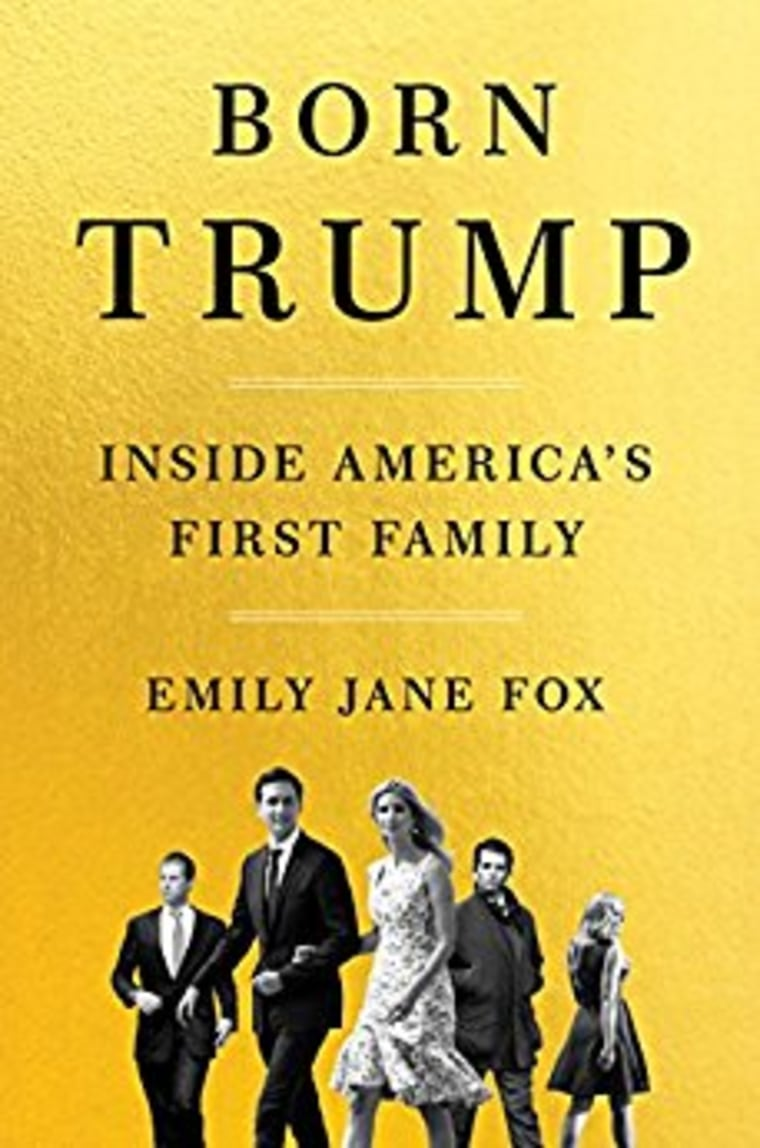 Born Trump book